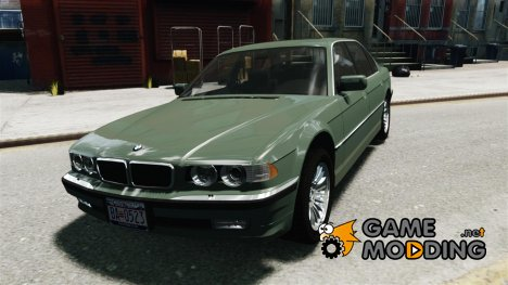 BMW 750iL (E38) v.3 for GTA 4
