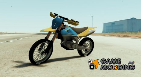 Husqvarna Smr 610 Racing Version для GTA 5