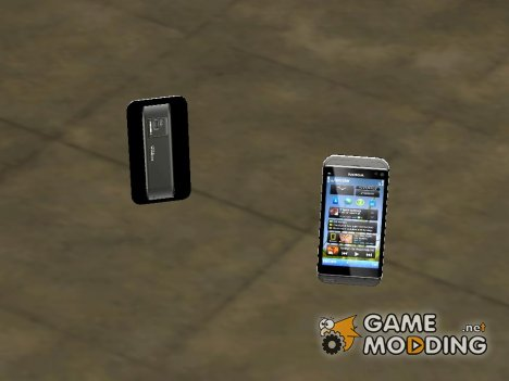 Nokia N8 for GTA San Andreas