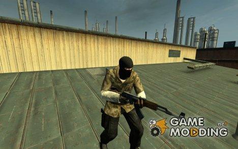 Desert Urban Arctic для Counter-Strike Source