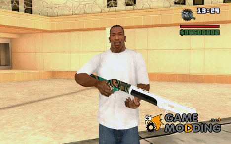 Новый дробовик для GTA San Andreas