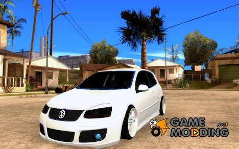 VW Golf Mk5 - ODT for GTA San Andreas