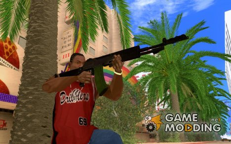 BF3 AN-94 для GTA San Andreas