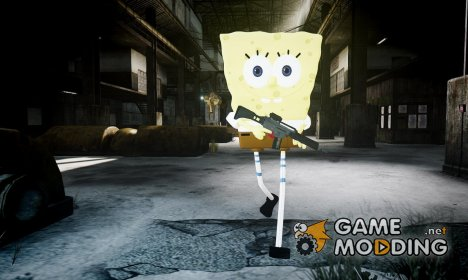 Спанч Боб for GTA 4