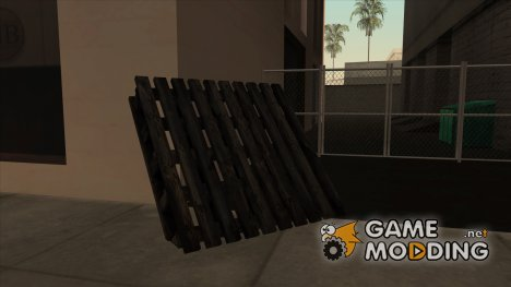 HD Prop Model for GTA San Andreas