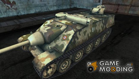 Шкурка для AMX AC Mle.1948 для World of Tanks