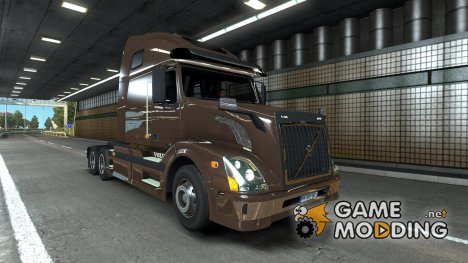 Volvo VNL v1.24 for Euro Truck Simulator 2