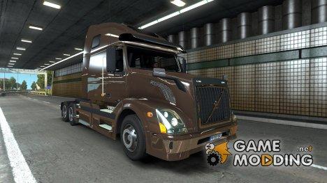 Volvo VNL v1.24 for Euro Truck Simulator 2