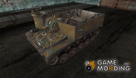 Шкурка для M37 для World of Tanks