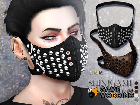 Shinigami Mask for Sims 4