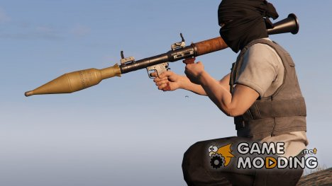 RPG-7 1.0 for GTA 5