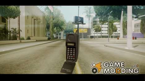Original HD Phone for GTA San Andreas