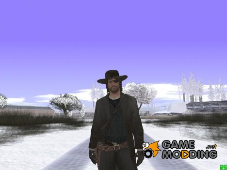 John Marston (Red Dead Redemption) v3 for GTA San Andreas