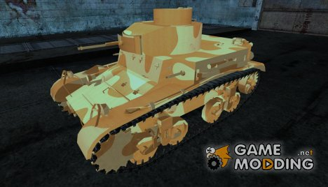 M2 lt WizardArm for World of Tanks