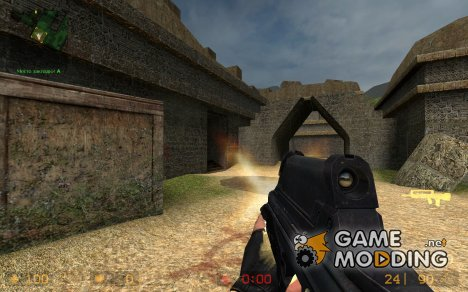 F2000 for famas for Counter-Strike Source