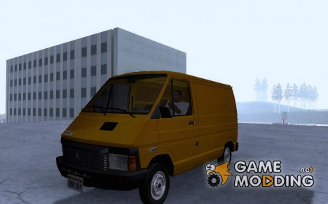 Renault Trafic T1000D for GTA San Andreas