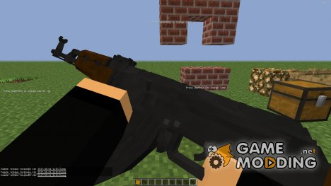 Modern Warfare for Minecraft