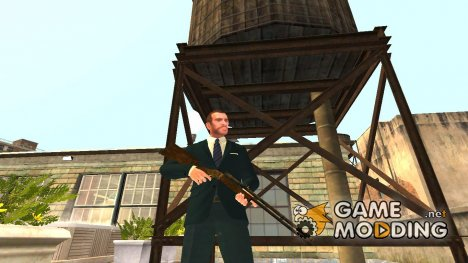 Rolling Block Rifle для GTA 4
