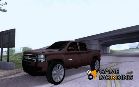 2011 Chevrolet Cheyenne for GTA San Andreas