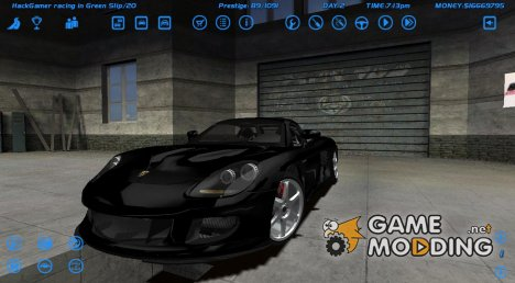 Porsche Carrera GT для Street Legal Racing Redline