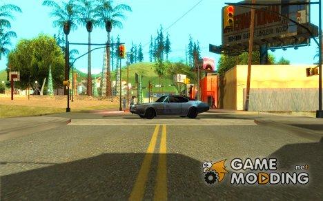 Проехал на красный - получи звезду for GTA San Andreas