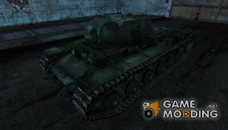 КВ-1С Psixoy for World of Tanks