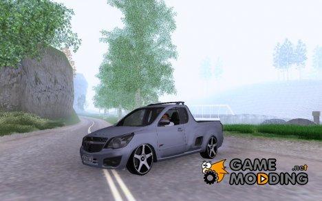 Chevrolet Montana Sport 2011 Edit for GTA San Andreas