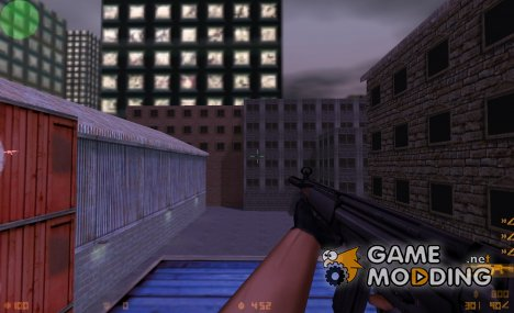 HK51 for Counter-Strike 1.6
