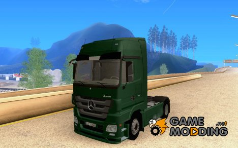 Mercedes-Benz Actros MP3 for GTA San Andreas