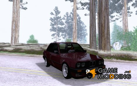 BMW E30 Coupe Beta для GTA San Andreas