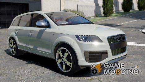 2012 Audi Q7 for GTA 5