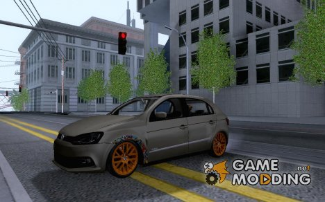 VW Gol G6 for GTA San Andreas