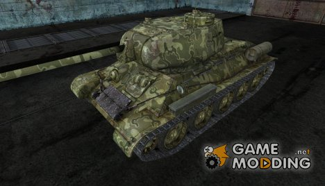 T-34-85 kramutator для World of Tanks