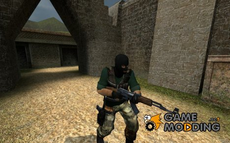 Veteran Terror for Counter-Strike Source