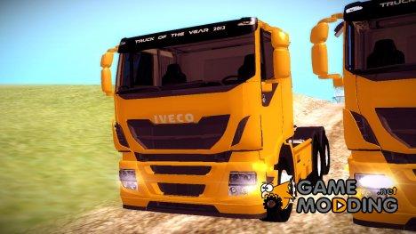 Iveco Stralis Hi-WAY for GTA San Andreas