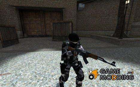 Urban_CounterTerrorist для Counter-Strike Source
