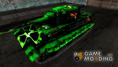 Шкурка для E-50 Toxic for World of Tanks