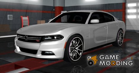 Dodge Charger for Euro Truck Simulator 2