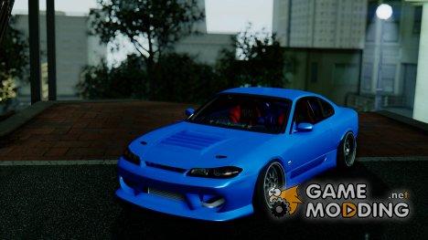 Nissan Silvia S15 STILOVDAILY for GTA San Andreas