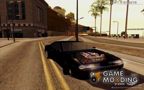Elegy new project by Randy для GTA San Andreas
