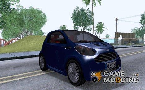 Aston Martin Cygnet for GTA San Andreas