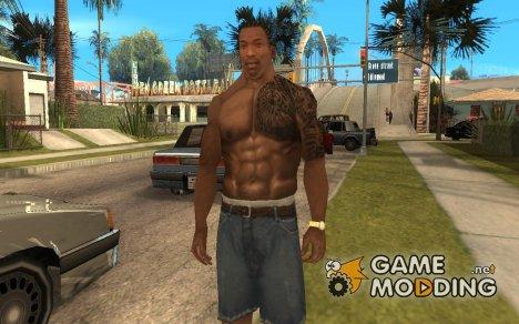 Samoa tatto для GTA San Andreas