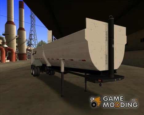 Dump Trailer from American Truck Simulator for GTA San Andreas