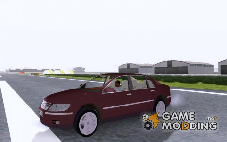 VW Phaeton W12 Long для GTA San Andreas