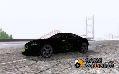 Jaguar XKR MD 67 Treasure Hunter для GTA San Andreas