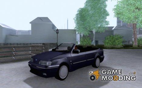 Ford Sierra Mk1 Sedan Cabrio for GTA San Andreas