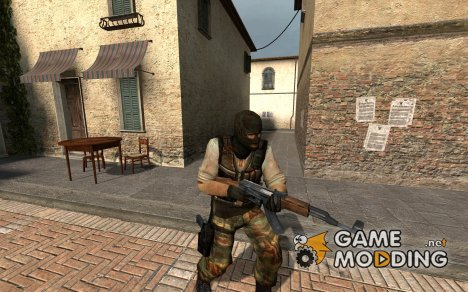 camo Mercenary для Counter-Strike Source