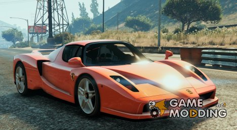 Ferrari Enzo 4.0 для GTA 5