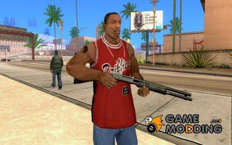 10 Cal двуствольное ружье for GTA San Andreas