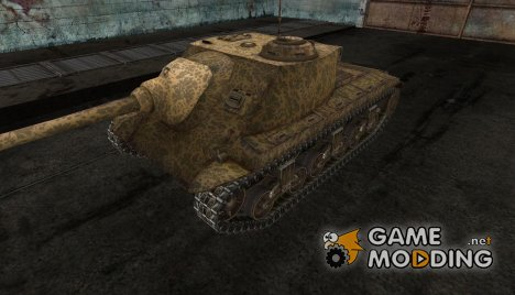 шкурка для T25 AT №9 для World of Tanks